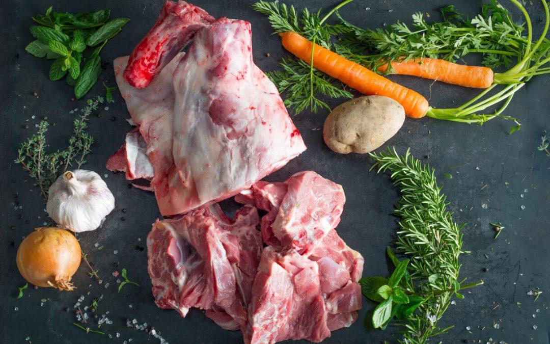Jamie Oliver – Kilmullen Lamb at the opening of Taste of Dublin 2012