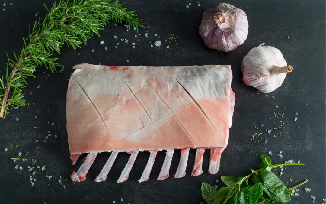 Rack of Lamb Kilmullen Style